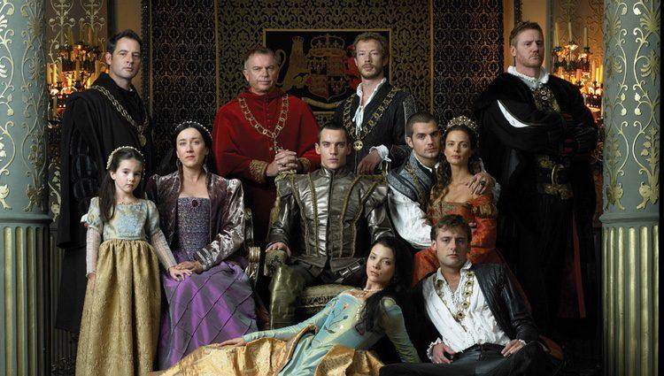 El reparto completo de 'Los Tudor'