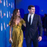 Sara Carbonero e Iker Casillas en la Gala de los Dragones de Oporto 2017
