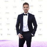 Pablo Alborán en la alfombra roja de los Latin American Music Awards 2017