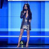 Becky G en los Latin American Music Awards 2017