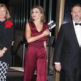 La Reina Letizia en la entrega de los Premios Mariano de Cavia 2017
