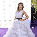 Gloria Trevi en la alfombra roja en los Latin American Music Awards 2017