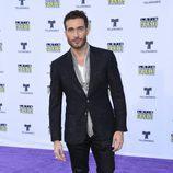 Rodrigo Guirao en la alfombra roja en los Latin American Music Awards 2017