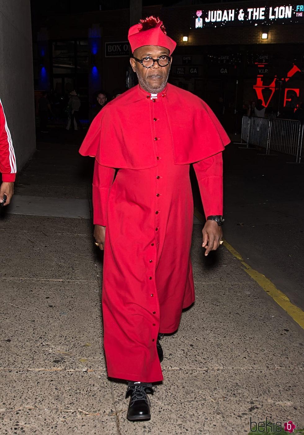 Samuel L. Jackson en Halloween 2017