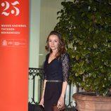 Miriam Ungría en el 25 aniversario del Museo Thyssen