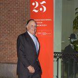 Carlos Falcó en el 25 aniversario del Museo Thyssen