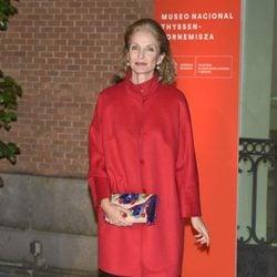 Pilar Medina Sidonia en el 25 aniversario del Museo Thyssen