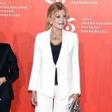 La Baronesa Thyssen en el 25 aniversario el Museo Thyssen