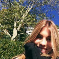 Cristina Iglesias, hija de Julio Iglesias, al natural