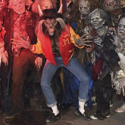 Heidi Klum en Halloween 2017