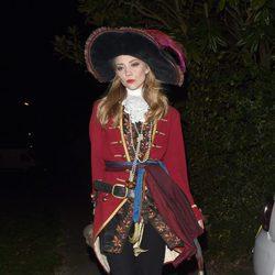 Natalie Dormer en Halloween 2017