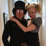 Nicole Kidman y Keith Urban en Halloween 2017