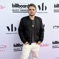Prince Jackson en los Billboard Music Awards 2017