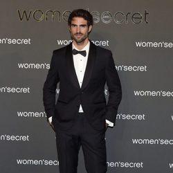 Juan Betancourt en la Women'secret night 2017
