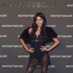 Lucía Rivera Romero en la Women'secret night 2017
