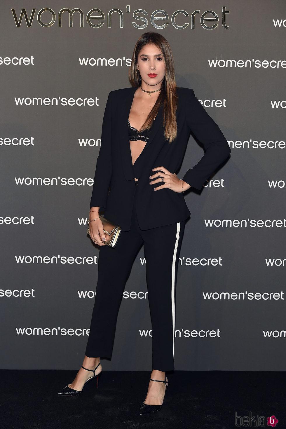 Daniela Ospina en la Women'secret night 2017