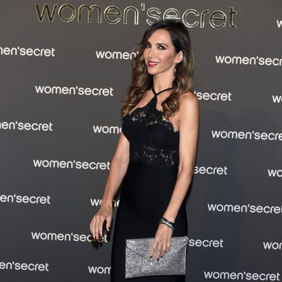 Paloma Lago en la Women'secret night 2017