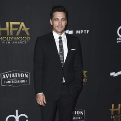 James Franco en la alfombra roja de los Hollywood Film Awards 2017