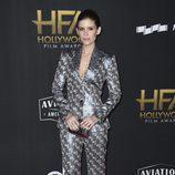 Kate Mara en la alfombra roja de los Hollywood Film Awards 2017