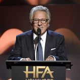 Dustin Hoffman en la gala de los Hollywood Film Awards 2017