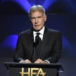 Harrison Ford en la gala de los Hollywood Film Awards 2017