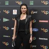 Lorena Gómez en la alfombra roja de los 40 Principales Music Awards 2017