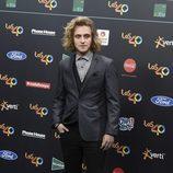 Manel Navarro en la alfombra roja de los 40 Principales Music Awards 2017