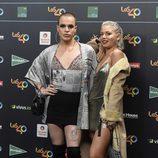 Jedet en la alfombra roja de los 40 Principales Music Awards 2017
