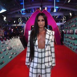 Demi Lovato en los MTV EMA 2017