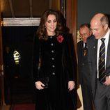 Kate Middleton en el concierto por el Día del Recuerdo 2017
