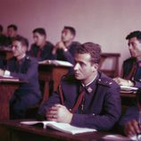 El Rey Juan Carlos en clase