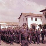 El Rey Juan Carlos en el Ejército