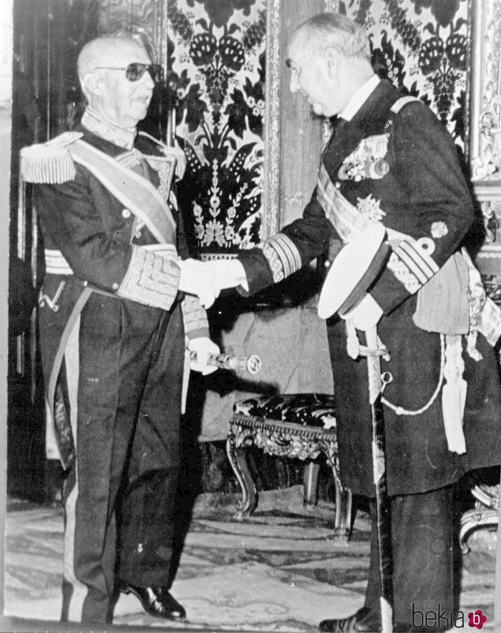 Francisco Franco y Carrero Blanco
