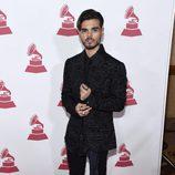 Abraham Mateo en la entrega del Premio Persona del Año 2017 de los Grammy Latinos