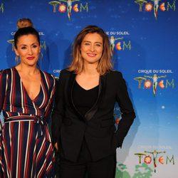 Sandra Barneda y Nagore Robles posan juntas por primera vez