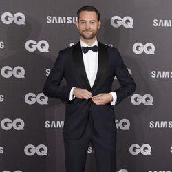 Peter Vives en los Premios GQ hombre del año 2017
