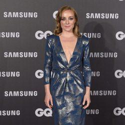 Ángela Cremonte en los Premios GQ hombre del año 2017