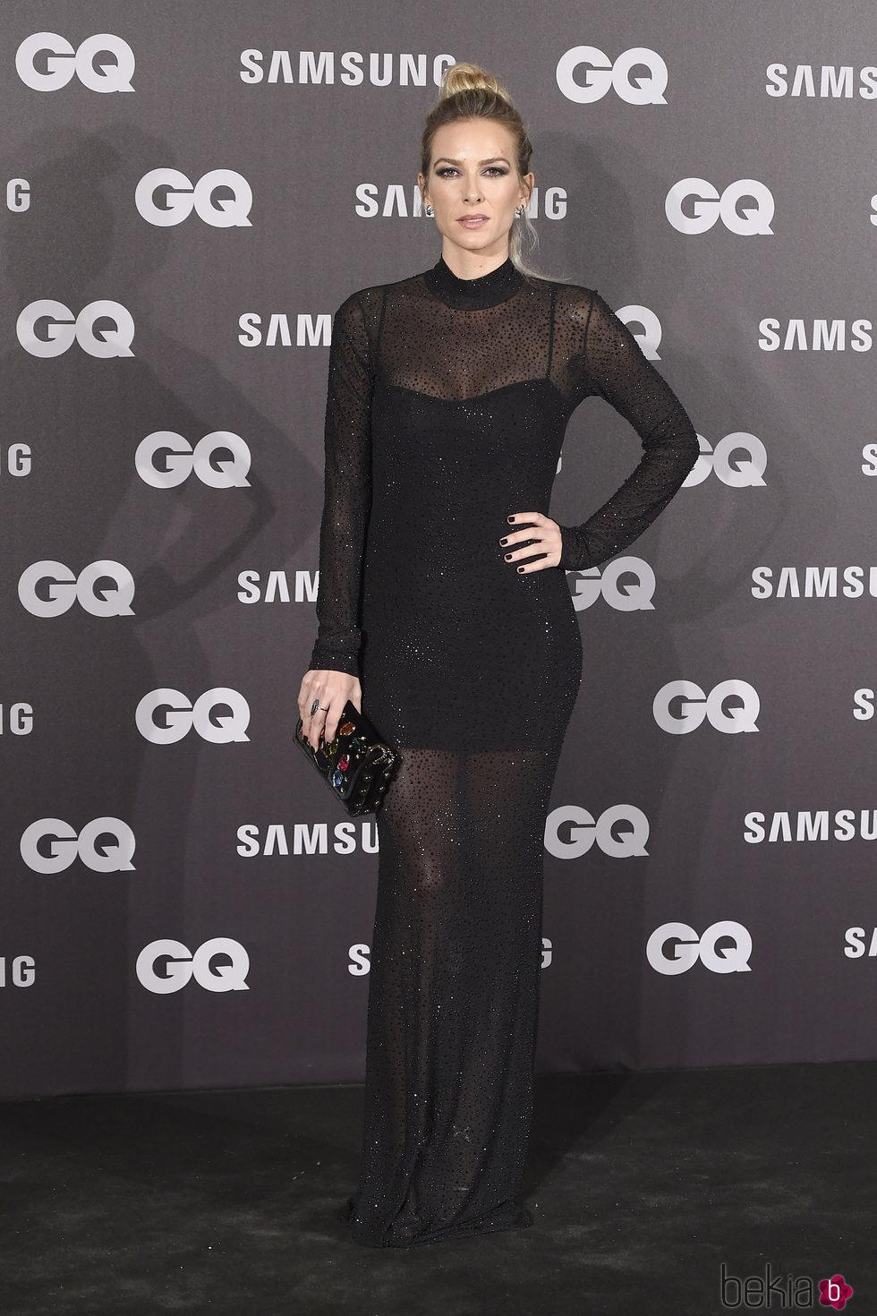 Kira Miró en los Premios GQ hombre del año 2017
