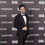 Canco Rodríguez  en los Premios GQ hombre del año 2017