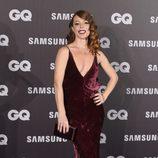 Silvia Marty en los Premios GQ hombre del año 2017