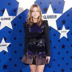 Russian Red en los premios Glamour