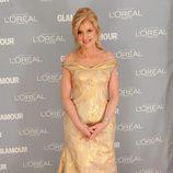 Arianna Huffington en los premios Glamour de Nueva York