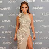 Jennifer Lopez en los premios Glamour de Nueva York