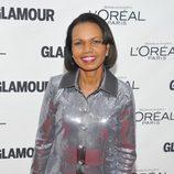 Condoleezza Rice en los premios Glamour de Nueva York