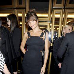 Helene Christensen en la gala de Versace para H&M