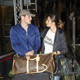 Sara Carbonero e Iker Casillas regresan a Madrid de sus vacaciones en Roma