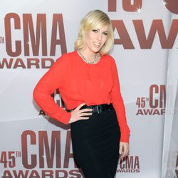 Natasha Bedingfield en los CMA Awards 2011