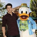 Nick Jonas en Disney World