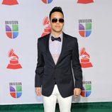 Prince Royce en los Grammy Latinos 2011