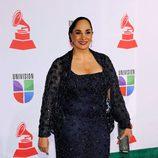 Susana Dosamantes en los Grammy Latinos 2011